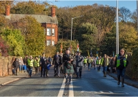 Kirkby and Hoylake Remembrance Parade 2019