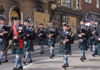 Chorley Pipe Band