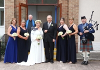 Wedding in Stafford