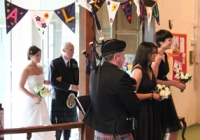 Wedding in Sale, Greater Manchester